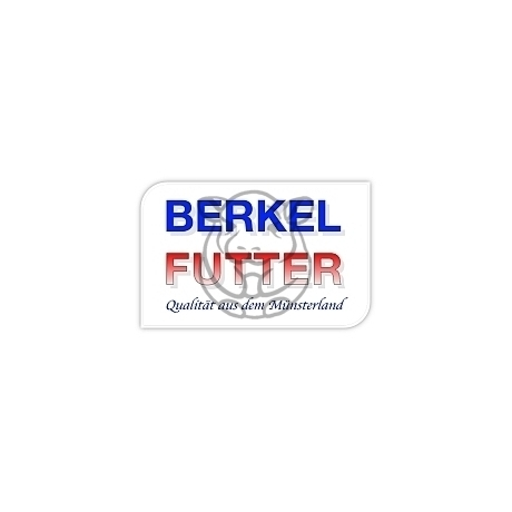 Berkel Futter Angora Kräuter pro dlouhosrsté králíky 1kg