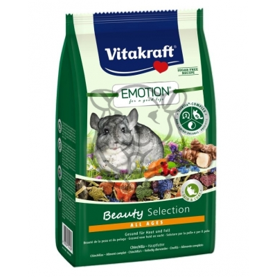 Vitakraft Beauty Selection All Ages 600g