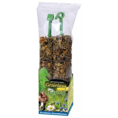 JR Farm Bezobilná tyčinka Sedmikrásky-Chrpy 140 g