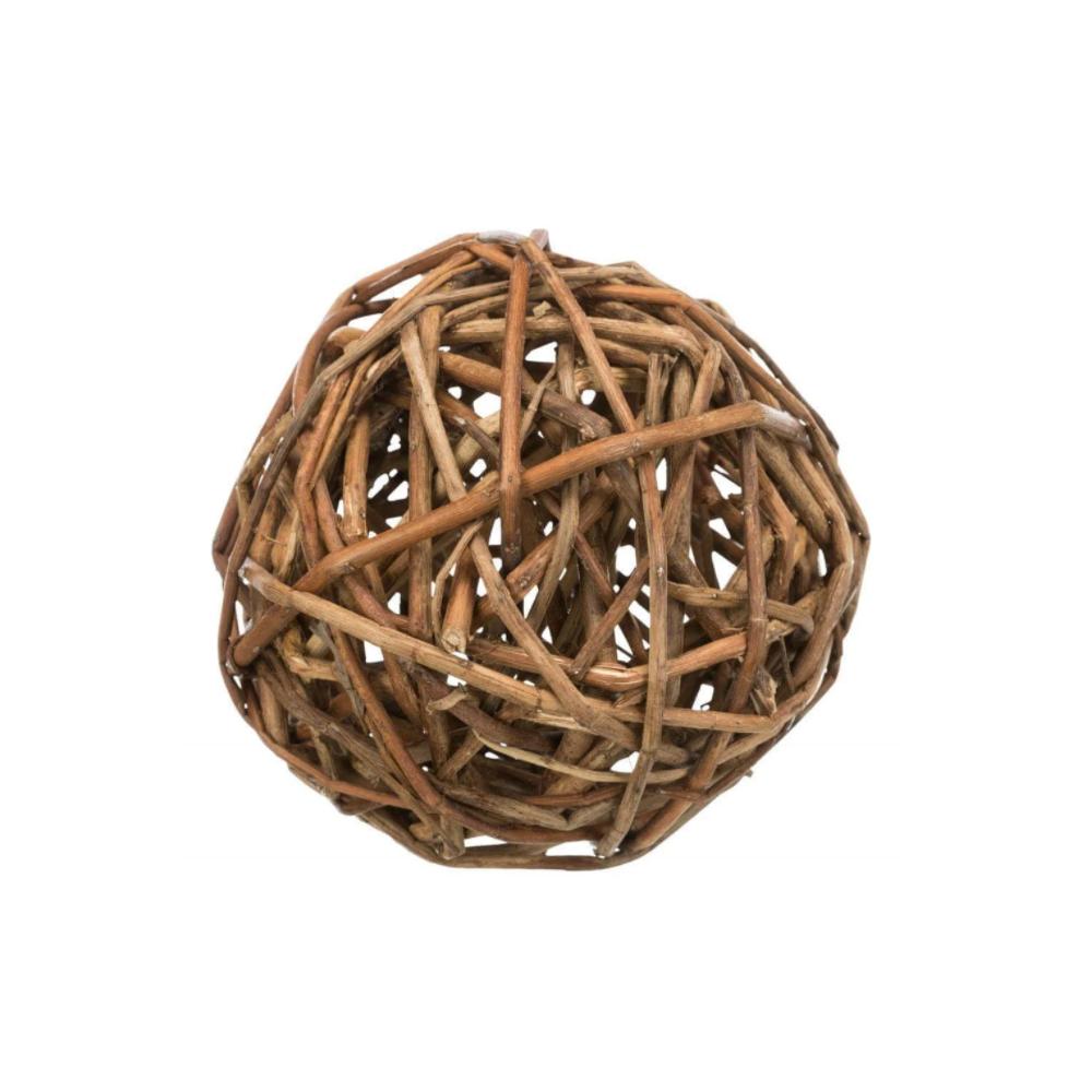 Proutěný míček 13cm