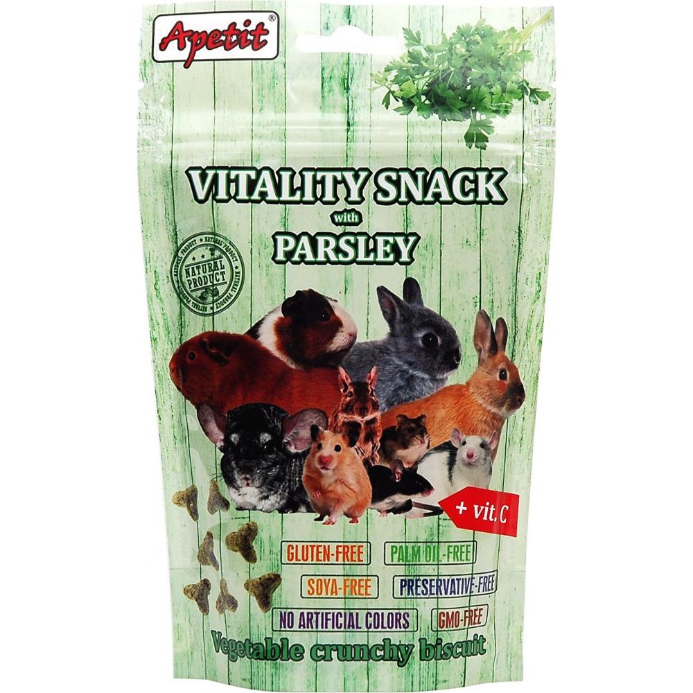 Apetit Vitality snack petržel 80g