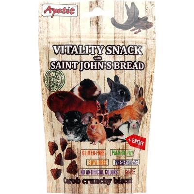 Apetit Vitality snack svatojánský chléb 80g