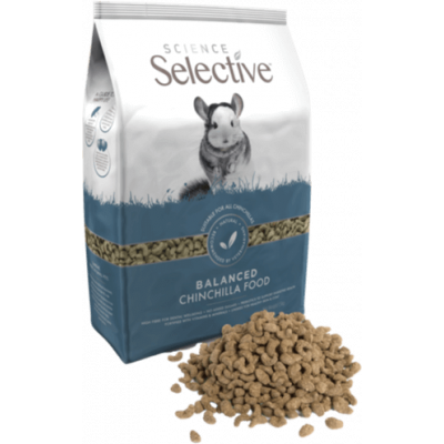 Supreme Science®Selective Chinchilla  1,5 kg