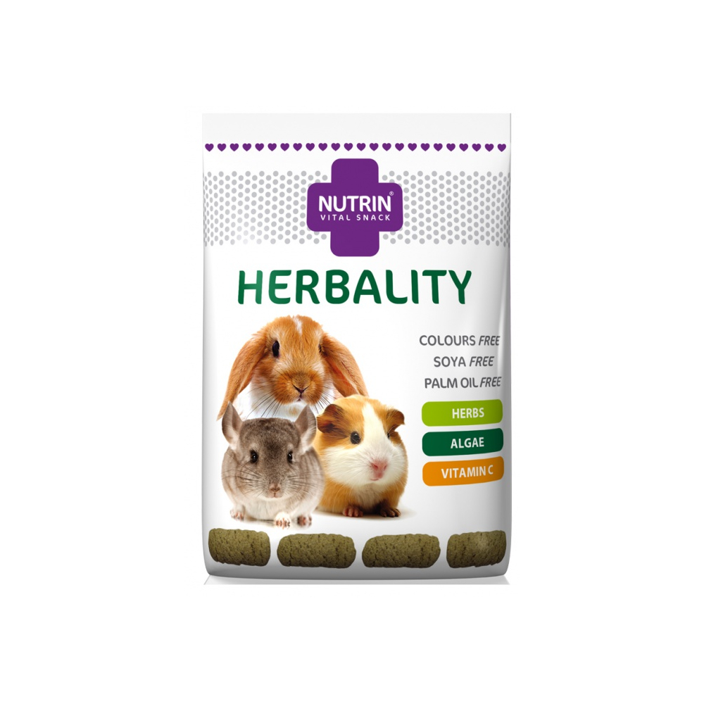 Nutrin Snack Herbality 100g