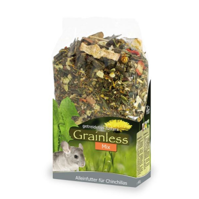 JR farm Chinchilla Grainless Mix 650g