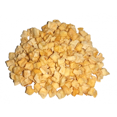 Apfel Stücke getrocknet 30g