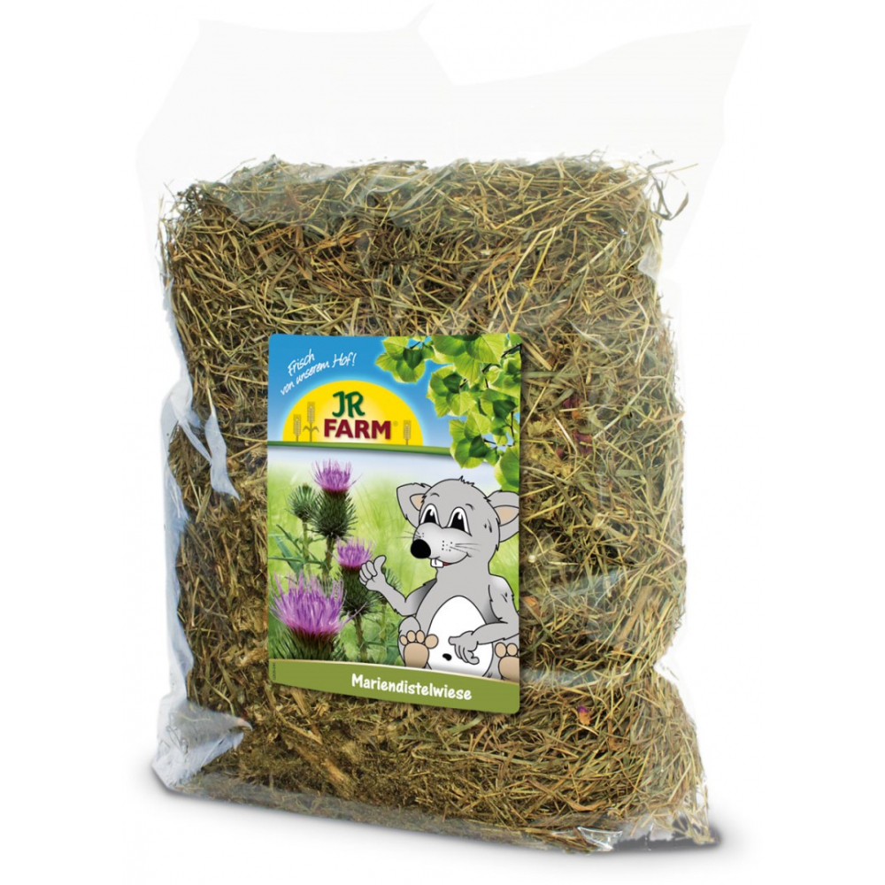 JR Farm Heu mit Mariendistel 500 g