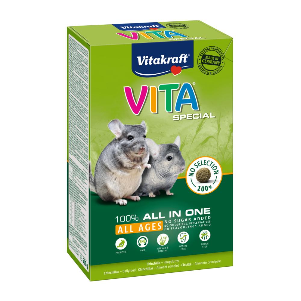 Vitakraft Vita Special All Ages 600g - 3ks výhodně!