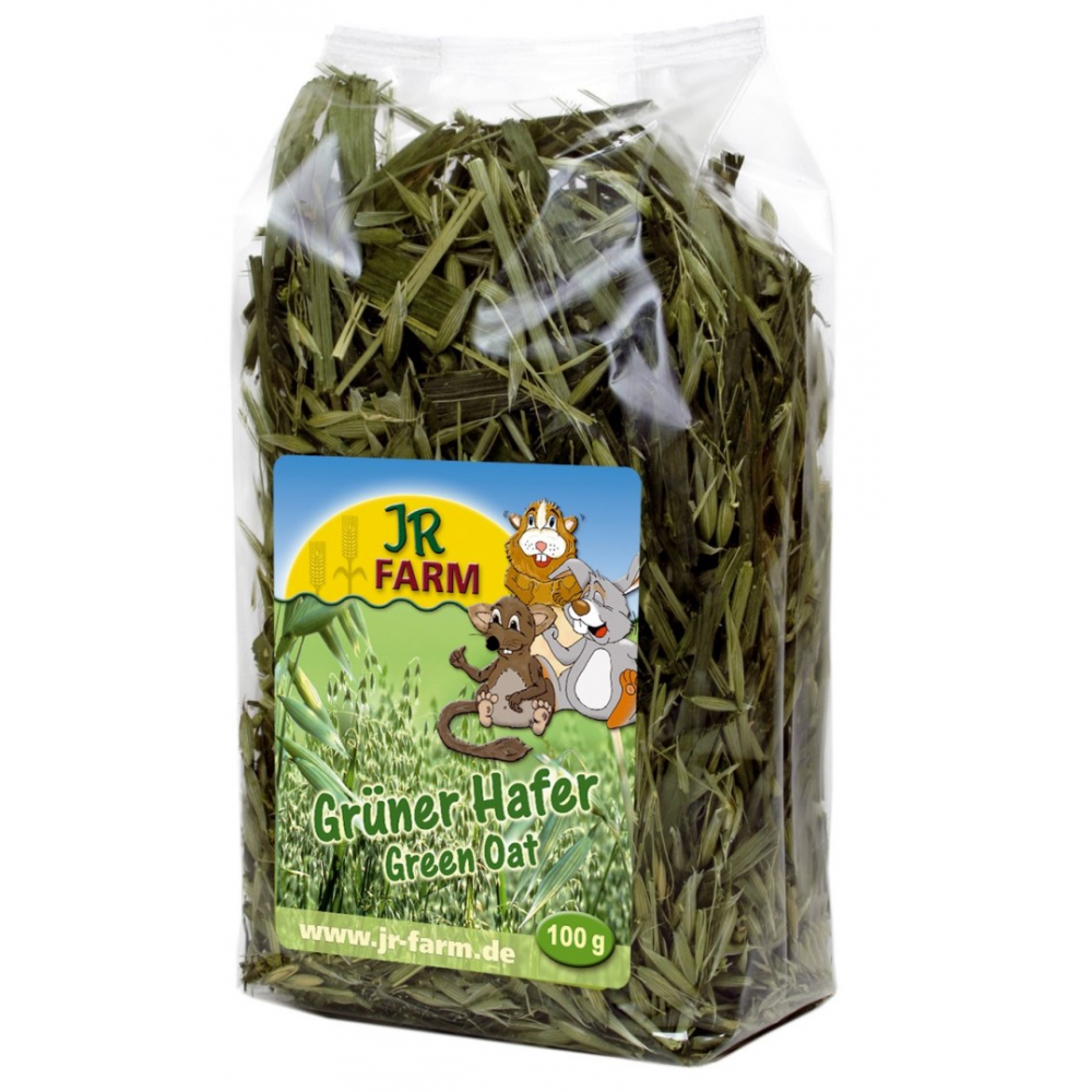 JR Farm Zelený oves 500 g