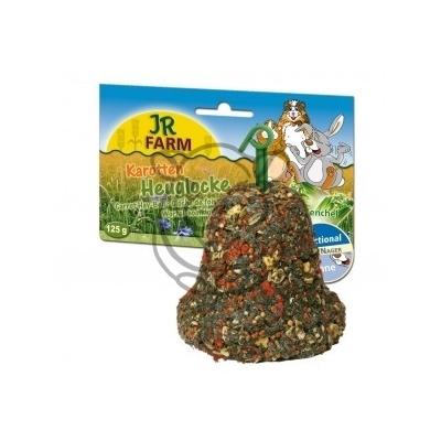 JR Farm Zvonek seno s mrkví 1 kus