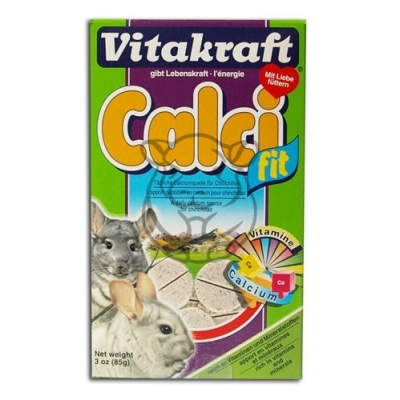 Vitakraft Chinchilla Calci Fit