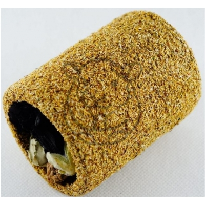 HamStake Tunel heřmánek, topinambur, sléz 6x9cm, 110g