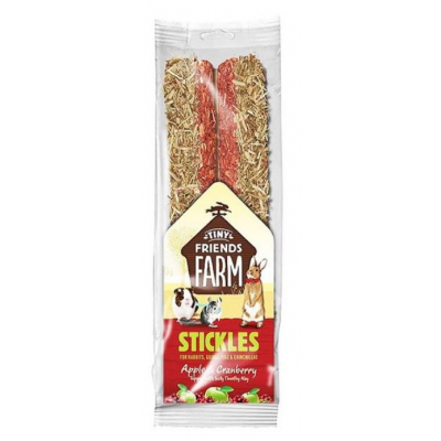Supreme Stick. Apple,Cranberry - tyč býložravec 2 ks, 100 g